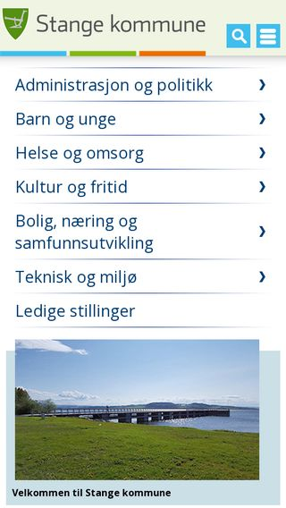 Mobile preview of stange.kommune.no