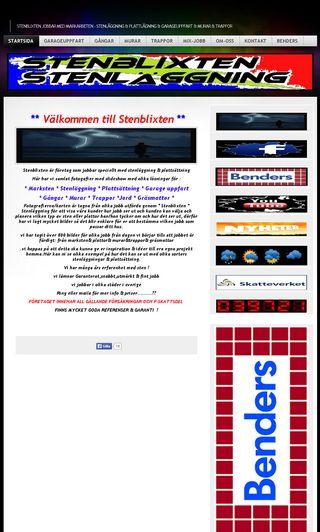 Mobile preview of stenblixten.se