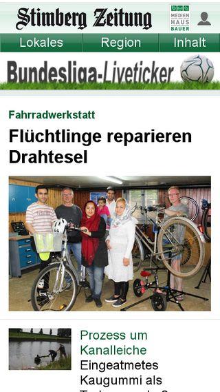 Mobile preview of forum.westline.de