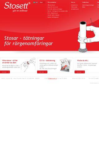 Mobile preview of stosett.se