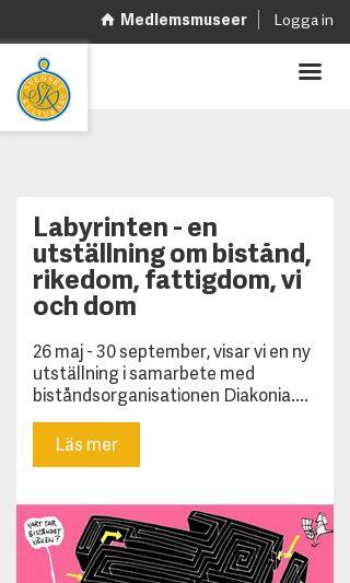 Mobile preview of svensktkulturarv.se