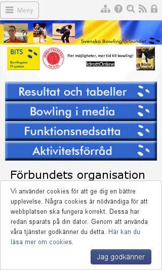 Mobile preview of oskarshamnsbowlingklubb.se