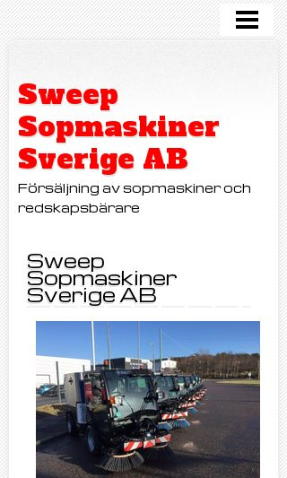 Mobile preview of sweepsopmaskiner.se