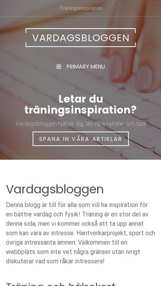 Mobile preview of synvinklar.se