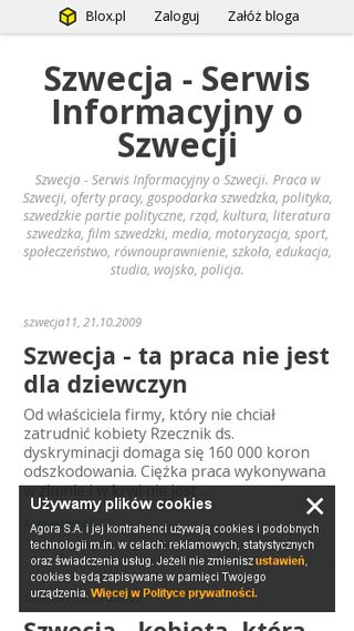 Mobile preview of szwecja11.blox.pl