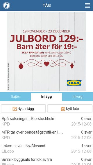 Mobile preview of tag.ifokus.se