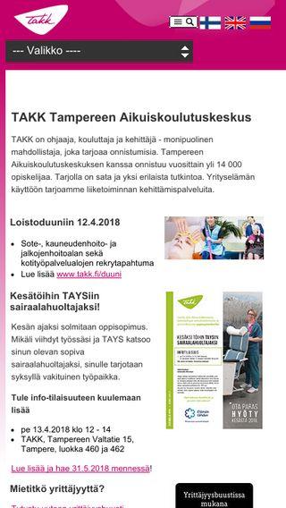 Mobile preview of rekrytori.fi