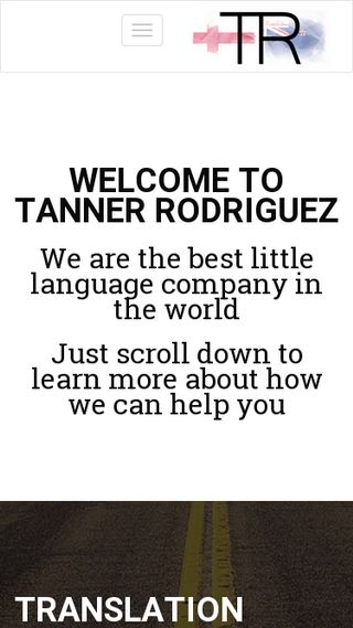 Mobile preview of tannerrodriguez.se