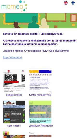Mobile preview of tarinasoitin.fi