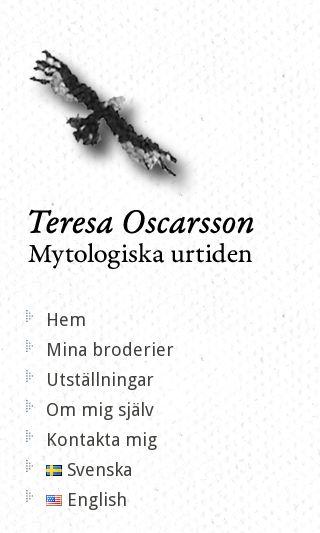 Mobile preview of teresas.se