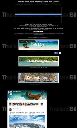 Mobile preview of thailandbilder.se