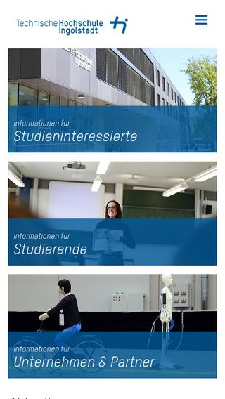 Mobile preview of thi.de