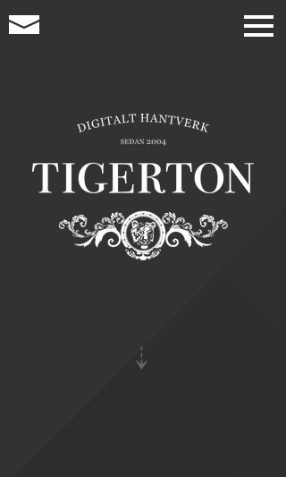 Mobile preview of tigerton.se