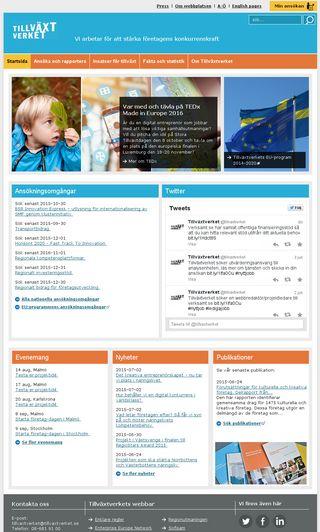 Mobile preview of socialaforetagsdagen.se