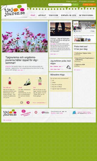 Mobile preview of kvinnotjejjourenjkpg.se
