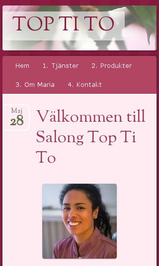 Mobile preview of toptito.se