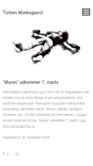 Mobile preview of torbenmunksgaard.dk