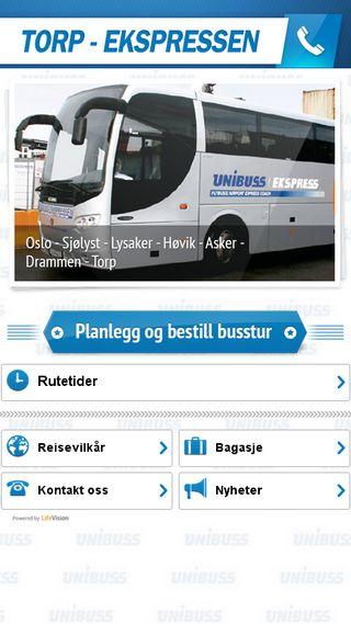 Mobile preview of torpekspressen.no