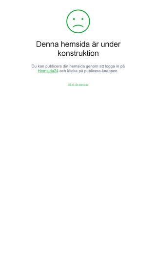 Mobile preview of tradgardsbetong.se