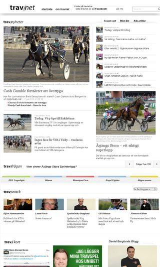 Mobile preview of travapa.se