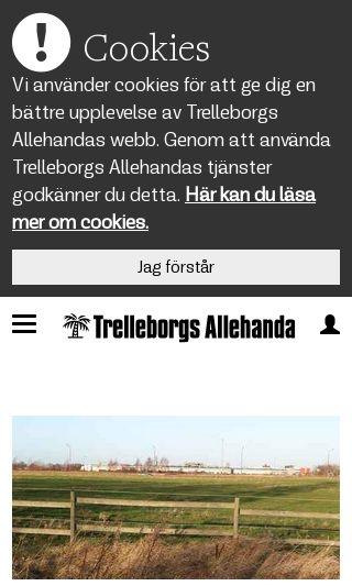 Mobile preview of trelleborgsallehanda.se