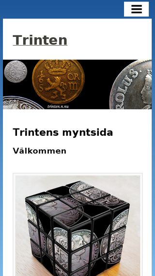 Mobile preview of trinten.n.nu