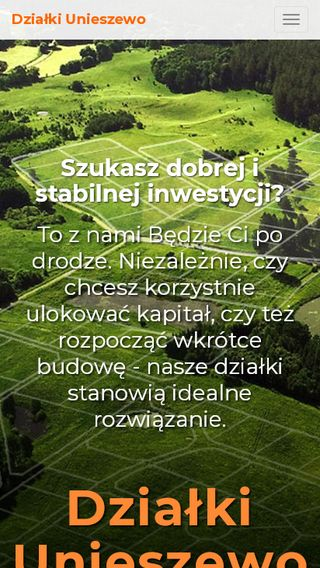 Mobile preview of unieszewo.com.pl
