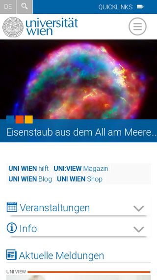 univie ac at | Domainstats com