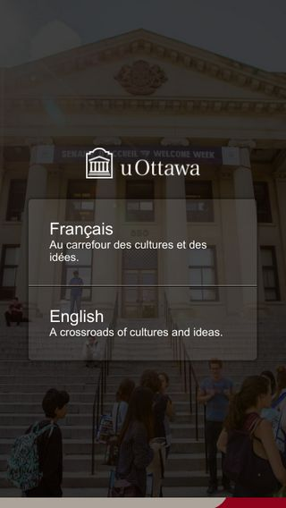 Mobile preview of uottawa.ca