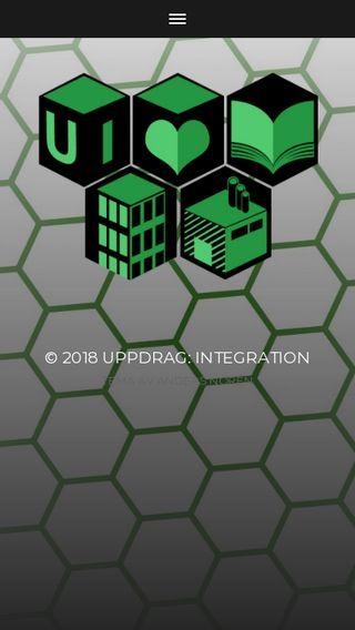 Mobile preview of uppdragintegration.se