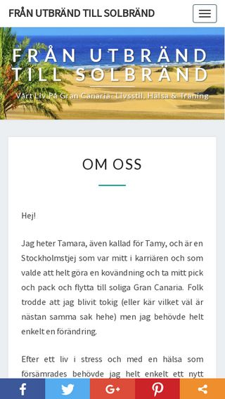 Mobile preview of utbrandtillsolbrand.se