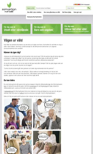 Mobile preview of www2.boden.se