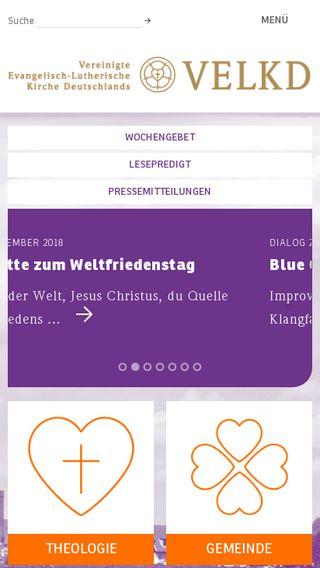 Mobile preview of velkd.de