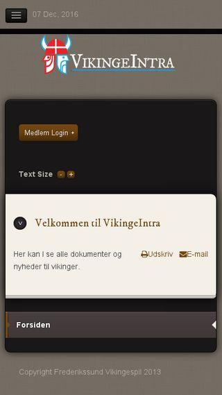 Mobile preview of vikingeintra.dk