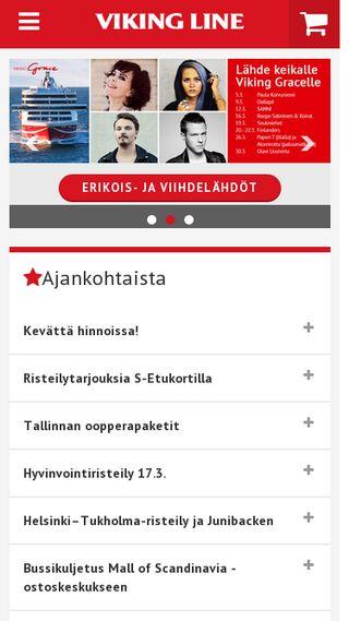Mobile preview of vikingline.fi