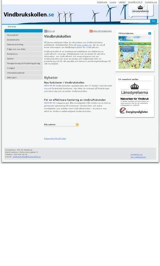 Mobile preview of vindbrukskollen.se