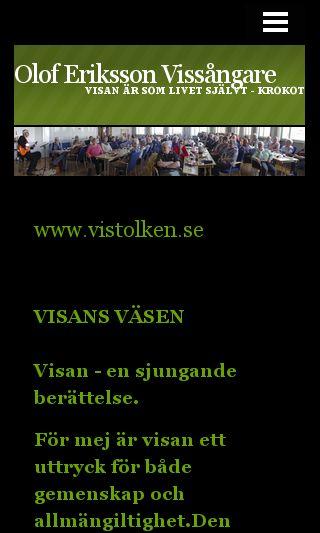 Mobile preview of vistolken.se