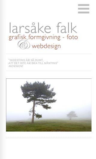 Mobile preview of webgubbe.se
