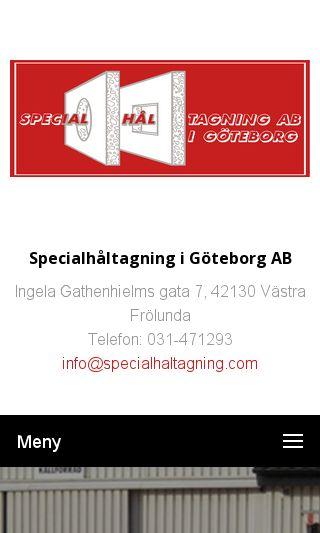 Mobile preview of betongborrninggöteborg.se
