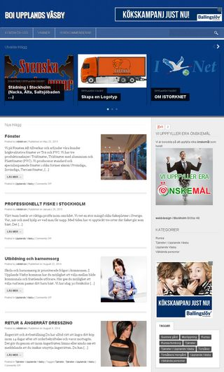 Mobile preview of boiupplandsväsby.se
