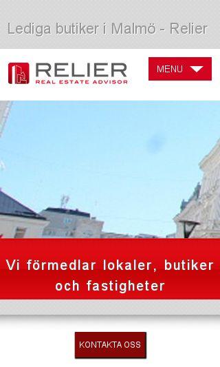 Mobile preview of butikmalmö.se
