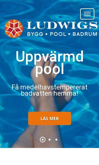 Mobile preview of poolgöteborg.se