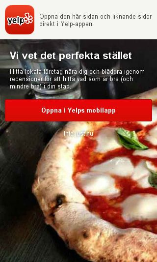 Mobile preview of yelp.se