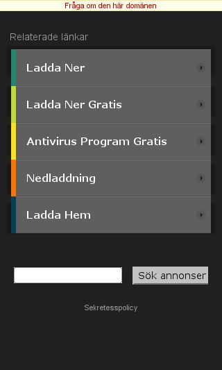 Mobile preview of zootracker.se